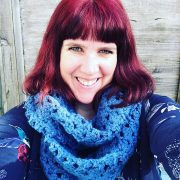 re-made by sam cosy crochet cowl workshop