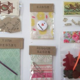 stocking fillers and crafty treats