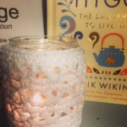 Re-made by Sam Hygge Candle Hugger Crochet Kit