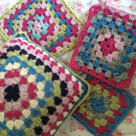 Re-made by Sam Beginners Crochet Course