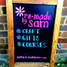 crochet at craft classes in Tring