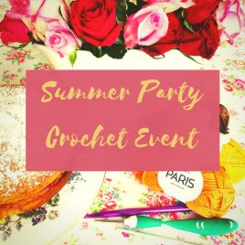 re-made by sam summer party crochet event