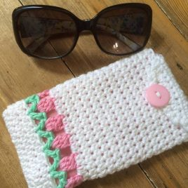 re-made by sam sunglasses case kit