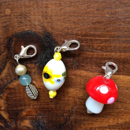 Re-made by Sam hand-made Stitch Markers