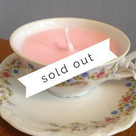 candle making workshop 14th december sold out
