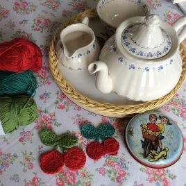 Re-made by Sam Crochet Retreat Day Ivinghoe Tring