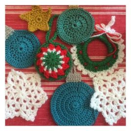 Re-made by Sam Christmas Crochet Retreat