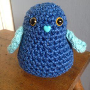 make amigurumi crochet animals with Re-made by Sam
