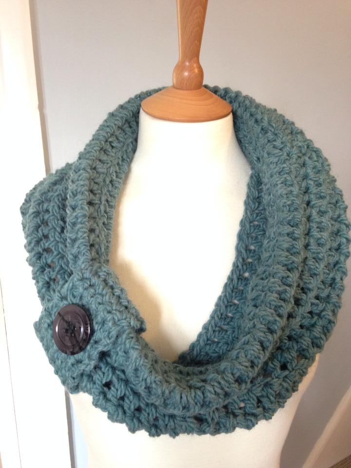 Vintage Cowl Pattern - re-made by sam