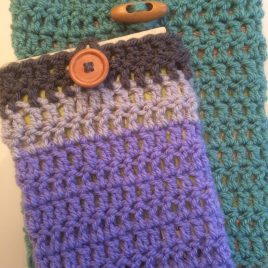 Learn to Crochet Beginners Cource Re-made by Sam Ivinghoe Tring
