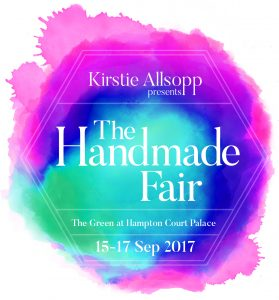 Re-made by Sam will be at Kirstie's Handmade Fair