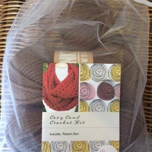 Re-made by Sam Cosy Cowl Crochet Kit
