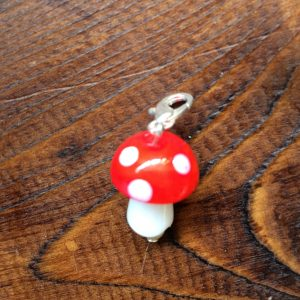 Re-made by Sam Toadstool Stitch Markers