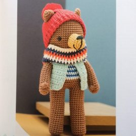 Pica Pau Bear - Re-made by Sam Pica Pau Animal Workshop