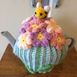 crochet tea cosy kit