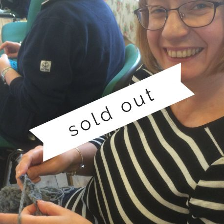 Next Steps Crochet Class Sold Out