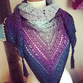 Sam's Shawl Pattern