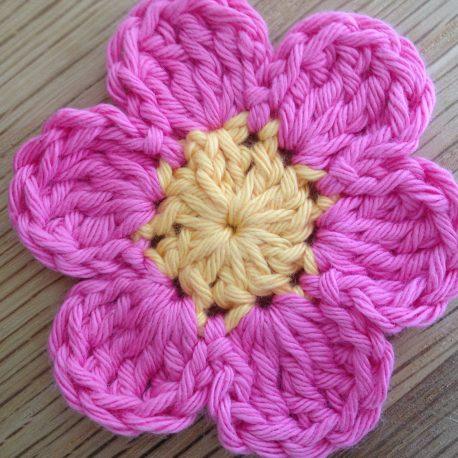 crochet primrose