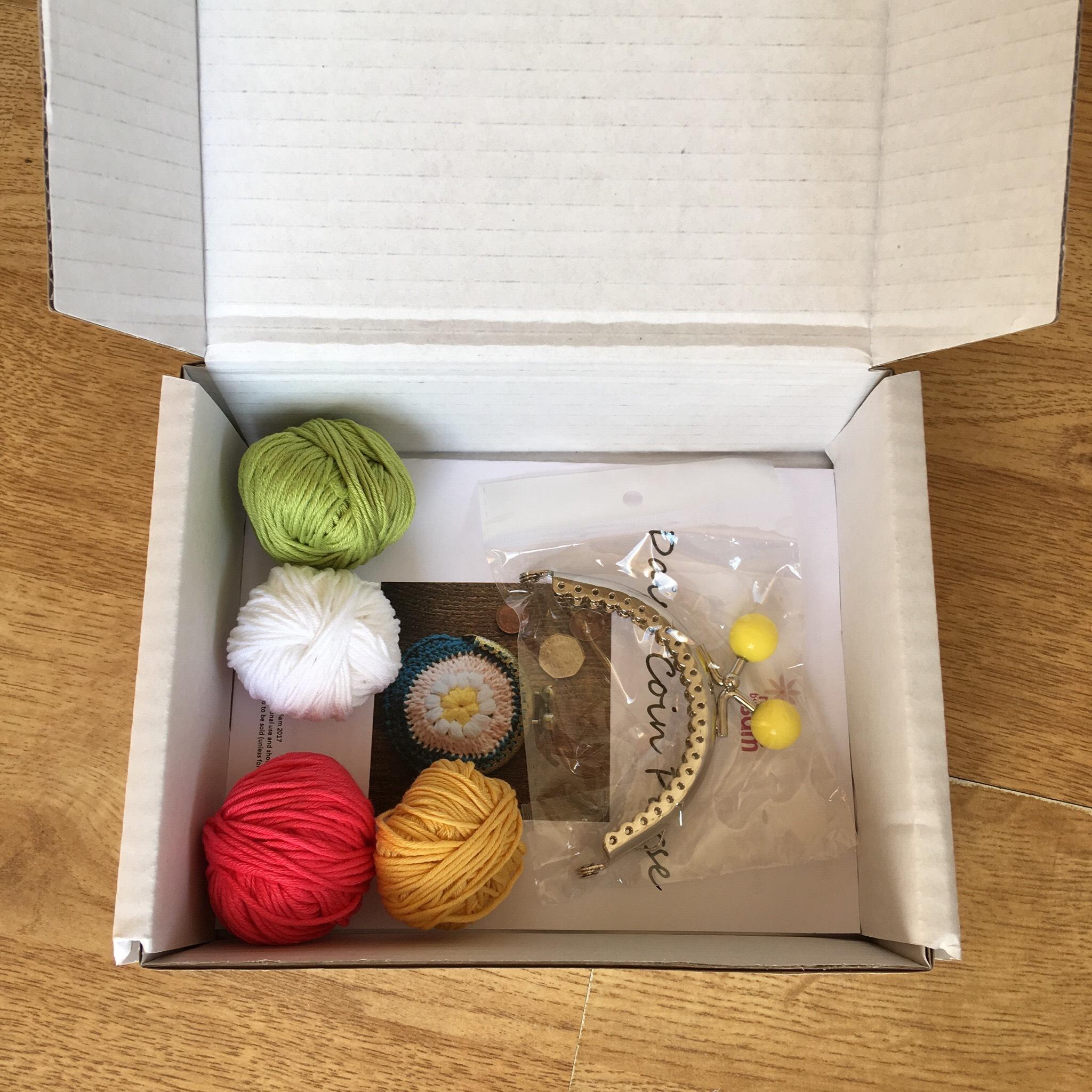 Crochet Society Subscription Box IV – Puddleside Musings | 2048x2048