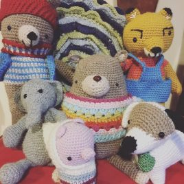 Amigurumi Workshop- Saturday 9th November