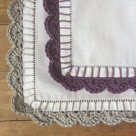 crochet edging workshop
