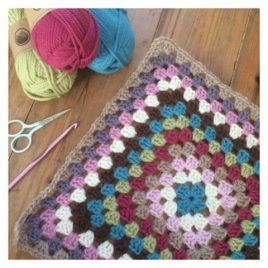 Beginners Crochet – starting 15th January (3-week course)