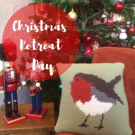 Christmas Party Crochet Retreat Day – 30th November