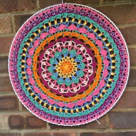 Crochet Along Mandala KIT