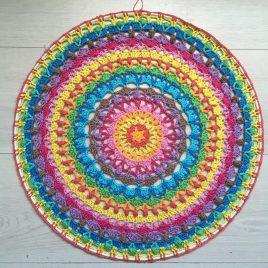 Mandala Crochet Pattern (Project CALM)