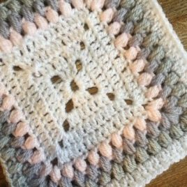 (Beat the) Winter Blues Blanket Crochet Along