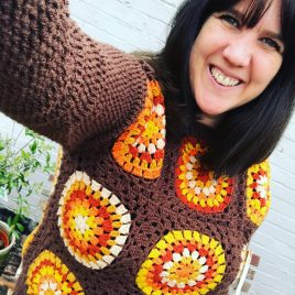 ONLINE one to one crochet class
